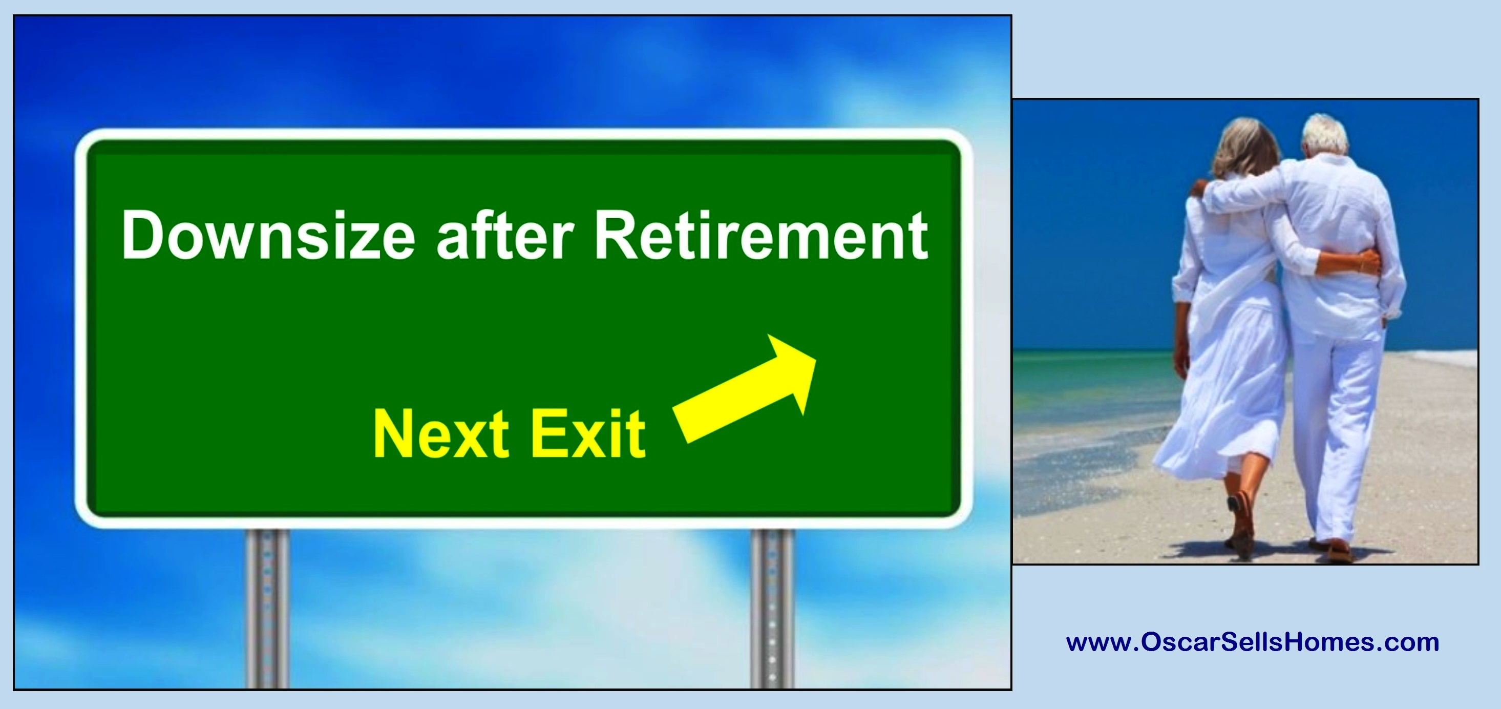 Reasons to Downsize before or after Retirement