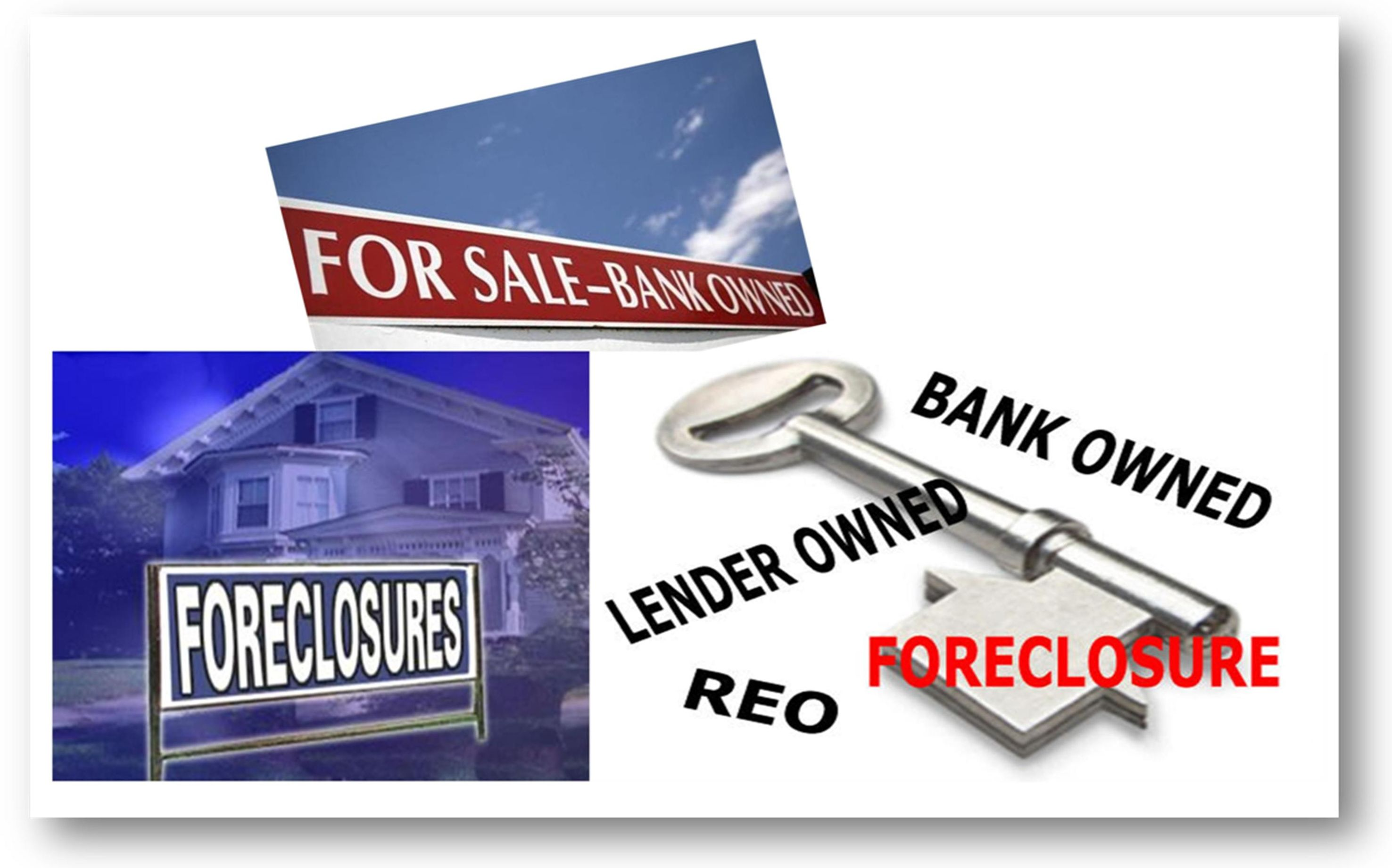 Foreclosed Bank Owned Homes Listed for Sale San Diego REO