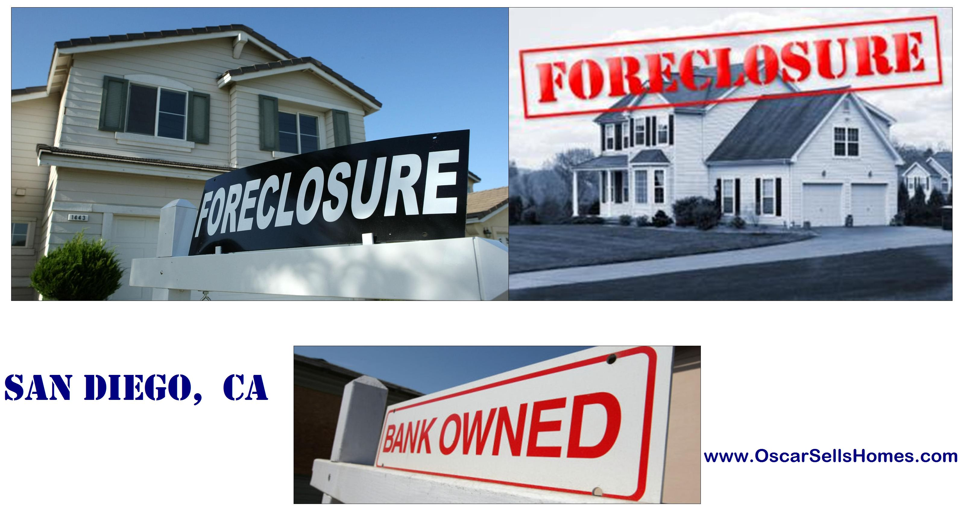 Foreclosed Bank Owned Homes - Oscar Castillo:  Broker Associate REALTOR - San Diego