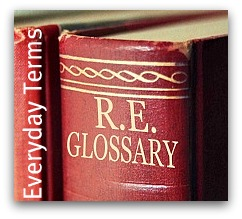 Glossary - Real Estate