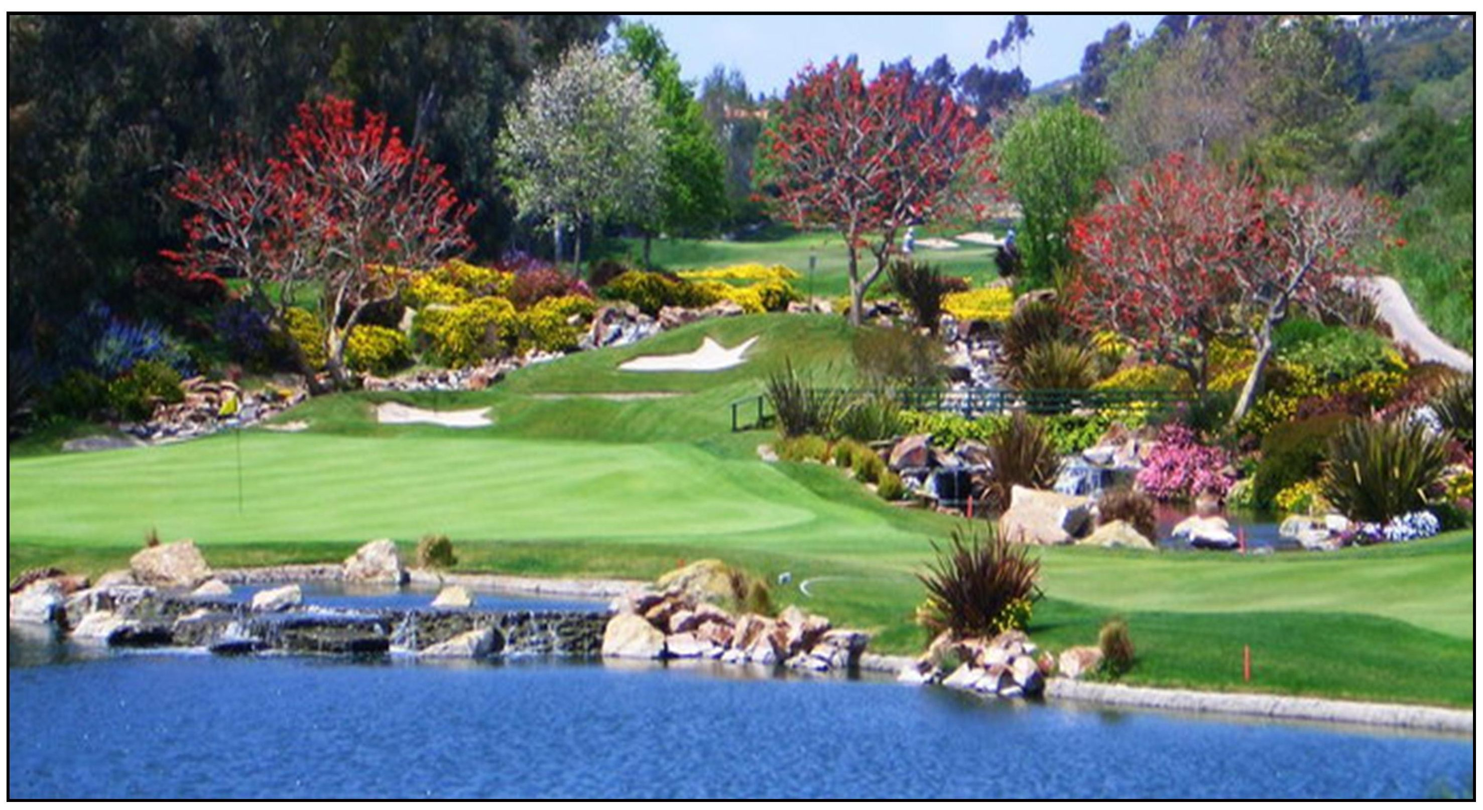 Golf courses San Diego