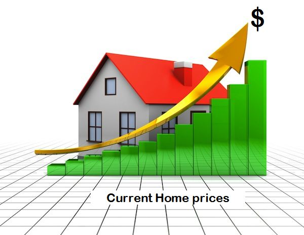 Homes prices upward trend, Great time to SELL - Oscar Castillo REALTOR (858) 775-1057