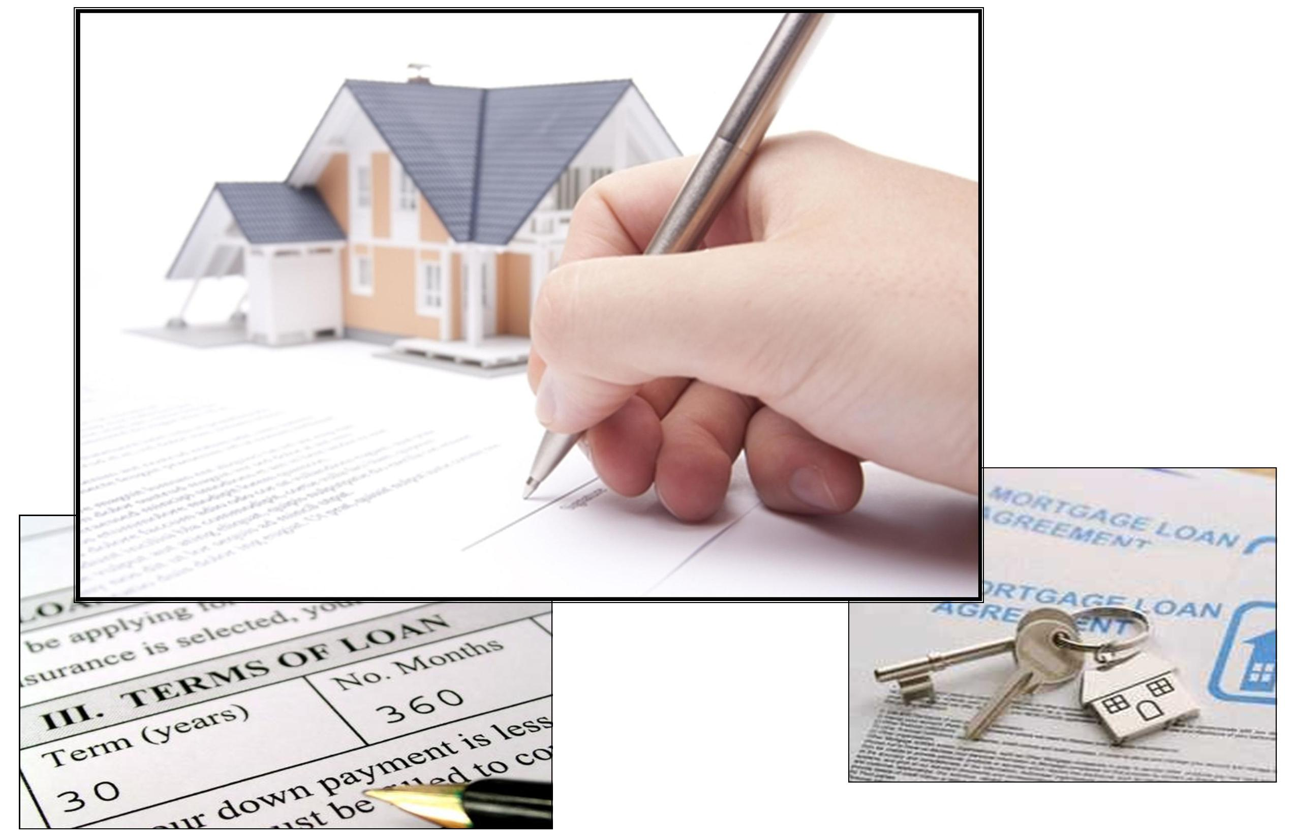 Information on various types of Residential Home Loans