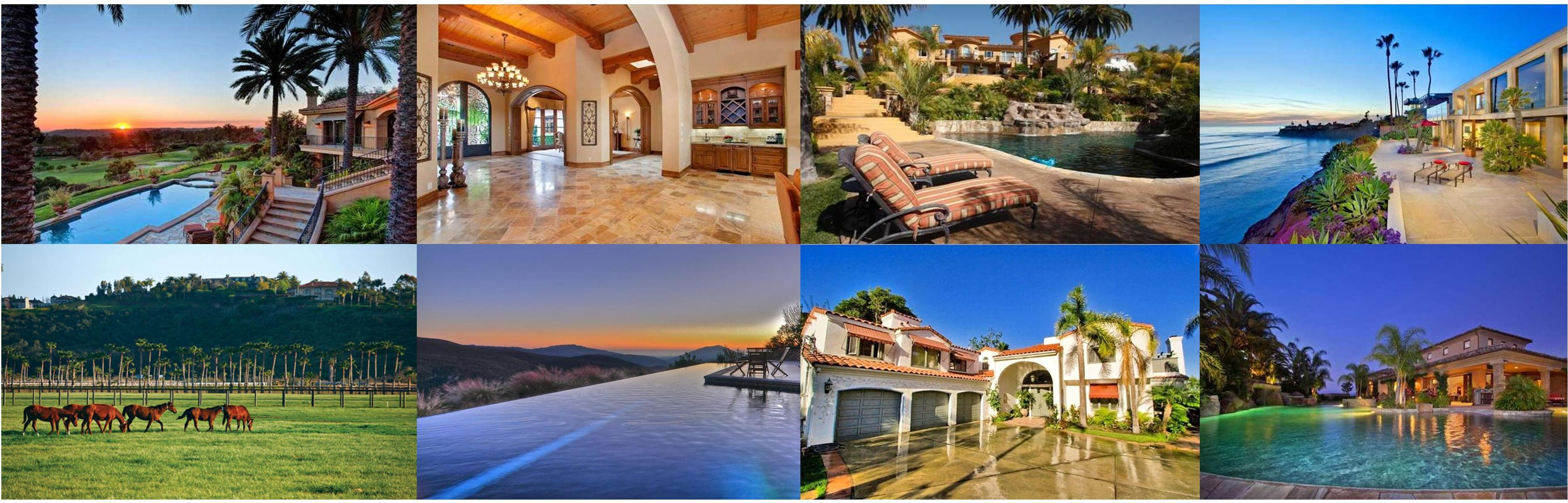 Luxury Homes - Oscar Castillo REALTOR Broker Associate San Diego