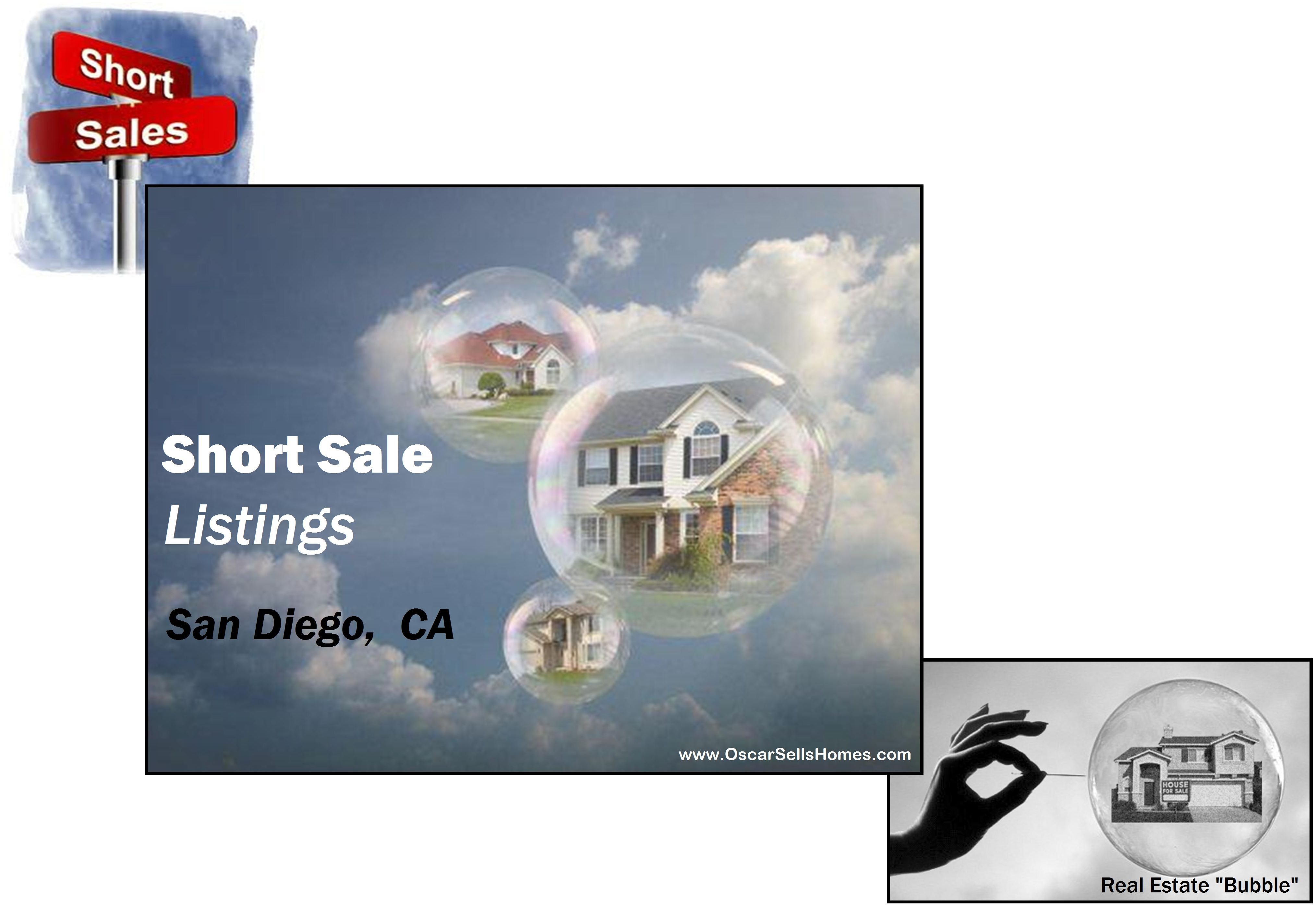 All Homes Listed as Short Sale - Oscar Castillo: Broker Associate REALTOR - San Diego