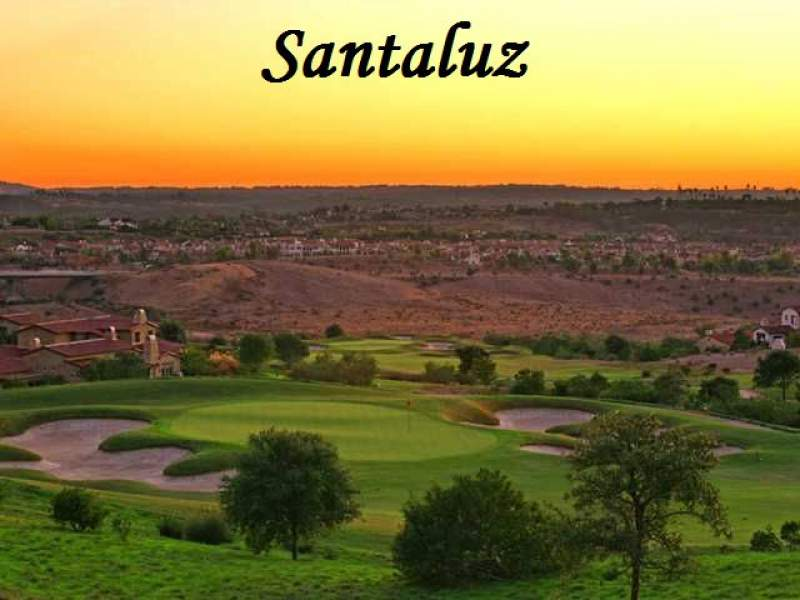 Santaluz Homes for sale