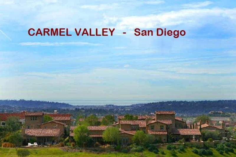 Carmel Valley Homes for Sale