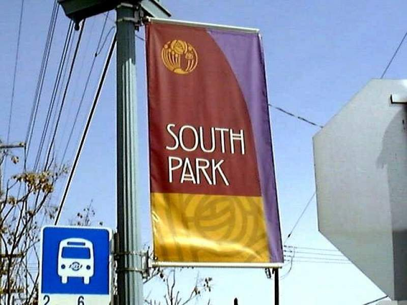 South Park, Golden Hill, Grant Hill, Sherman Heights