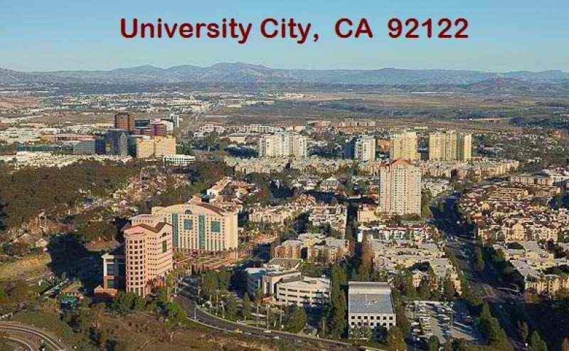 University City Homes for Sale