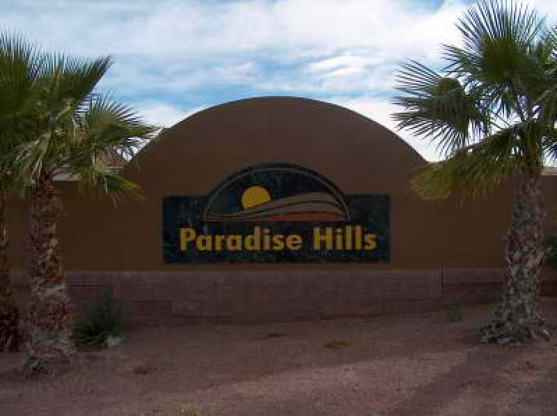 Paradise Hills Homes for Sale